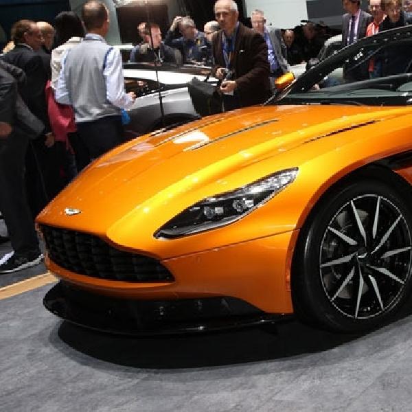 Resmi Meluncur, Aston Martin DB11 Punya Tenaga 600 Hp