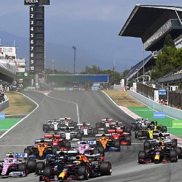 F1: Resmi Perpanjang Kontrak, Barcelona Tuan Rumah Grand Prix Spanyol 2021