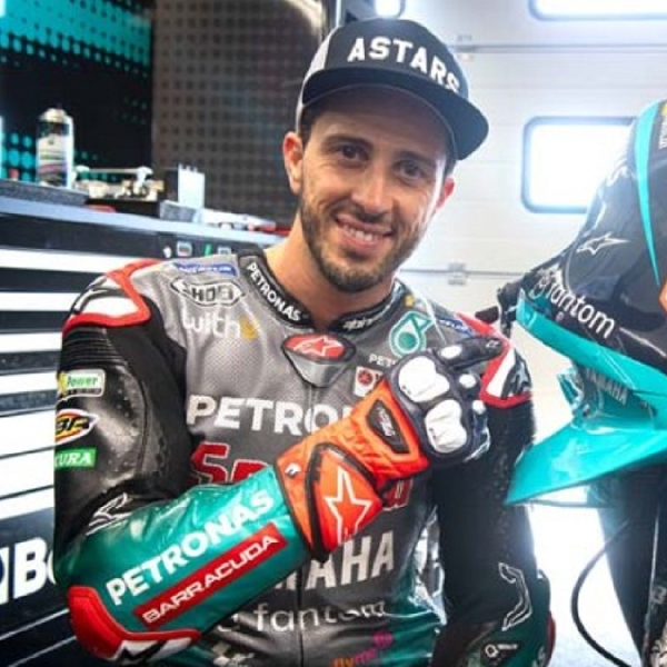 MotoGP: RNF Resmi Gantikan Petronas di Tim Satelit Yamaha MotoGP