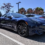 Karma Revero GTE Siap Produksi, 582 Kilometer Sekali Charge