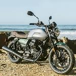 Review: Moto Guzzi V7 Stone 2021 Saat Pertama Kali Mengaspal