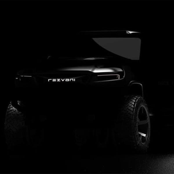 Rezvani Rilis Teaser Kendaraan Off-Road Terbaru, Setara dengan Mobil Militer