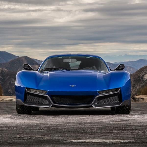 Beast Alpha Karya Rezvani Supercar dari Amerika Serikat