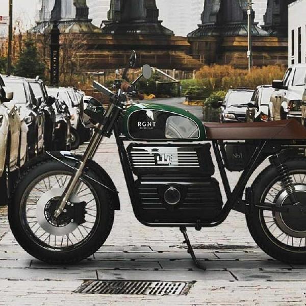 RGNT No 1 Motor Listrik Canggih Bergaya Klasik