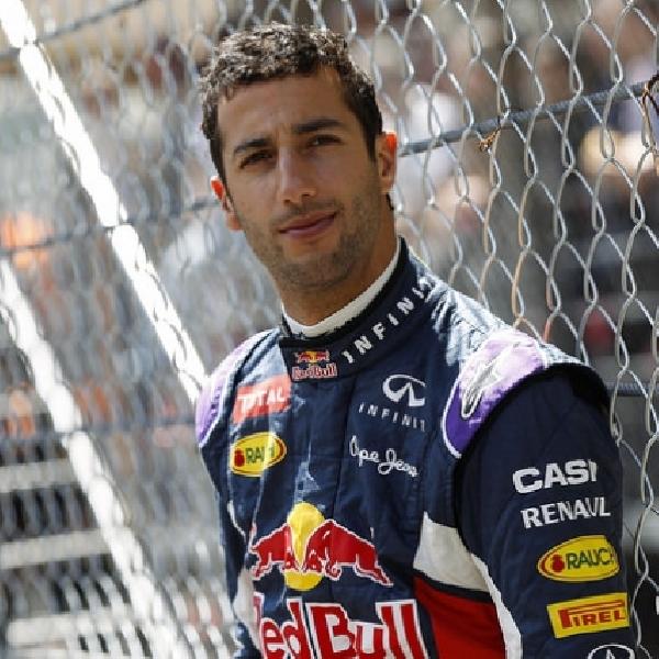 F1: Ricciardo Bertekad Raih Podium Tertinggi di China
