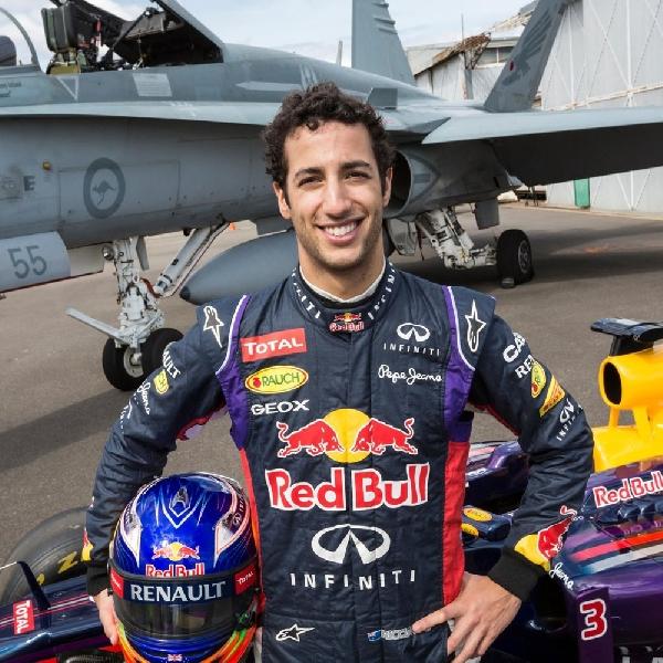 Melbourne Grand Prix Circuit Tak Pernah Ramah Dengan Daniel Ricciardo