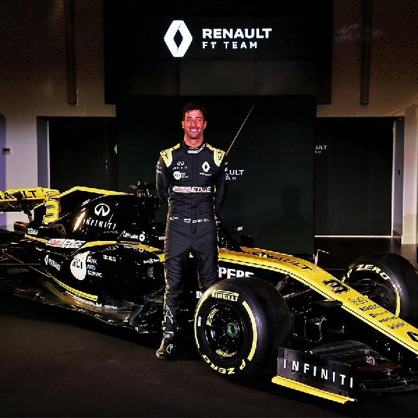 Ricciardo: Renault Punya Data Yang Bisa Membuat Langkah Besar