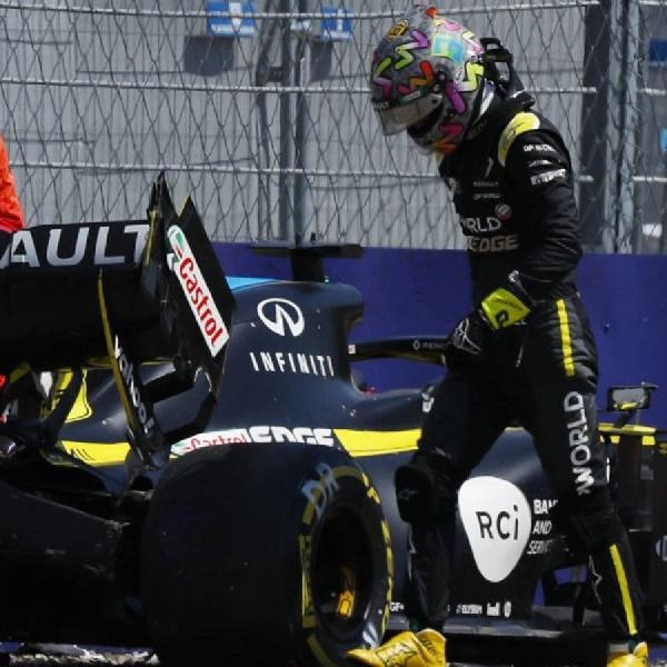 F1: Ricciardo Sebut Renault Sekarang Jadi Unggulan Ketiga