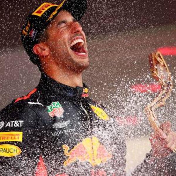 Ricciardo Pertahankan Catatan Baiknya di Monako