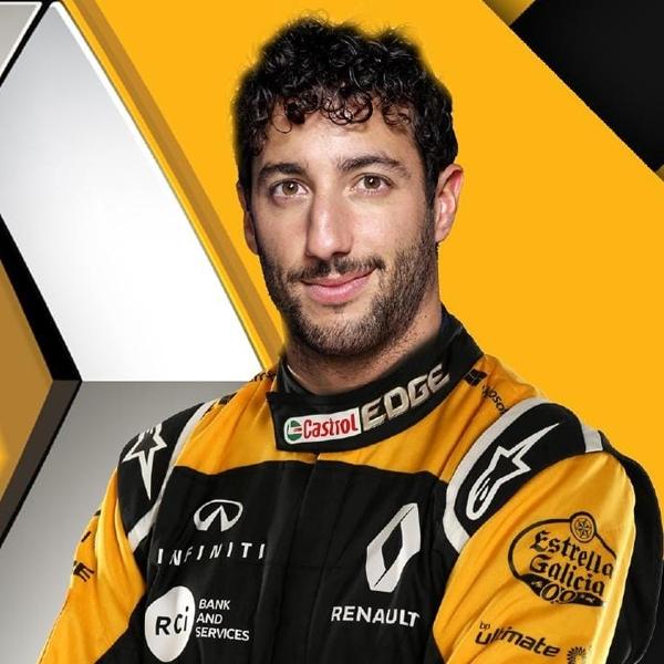 F1: Daniel Ricciardo Optimis Renault Tak Kalah Hebat dari Red Bull