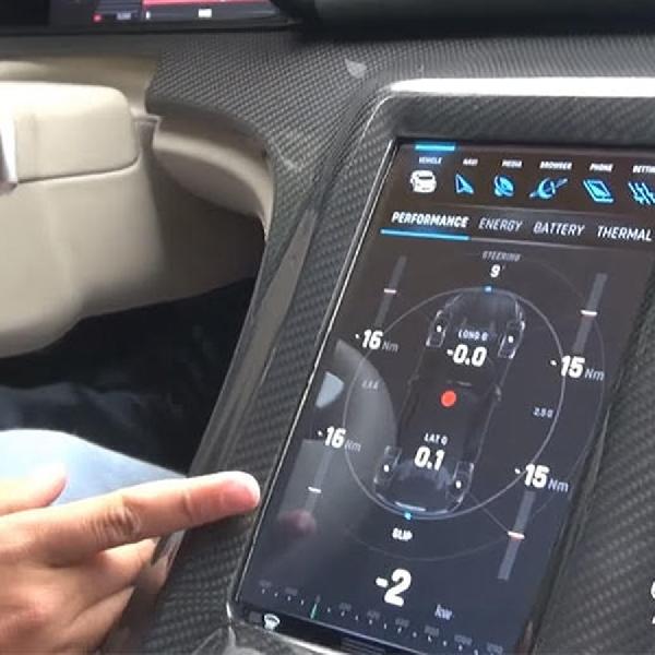 Rimac Concept_One, mobil dengan pengaturan FWD atau RWD