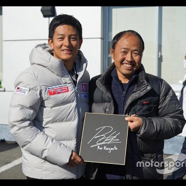Rio Haryanto Merapat ke Toyota