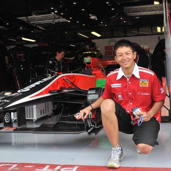 F1: Rio Uji Paket Baru di Bahrain
