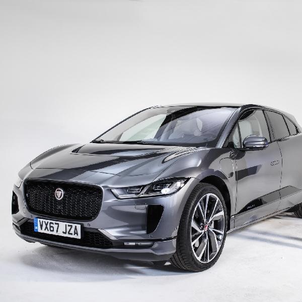 Rival Tesla Model X dari Jaguar I-PACE Resmi Meluncur