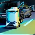 Robot Pengisi Daya Mobil Volkswagen Hampir Menjadi Kenyataan!
