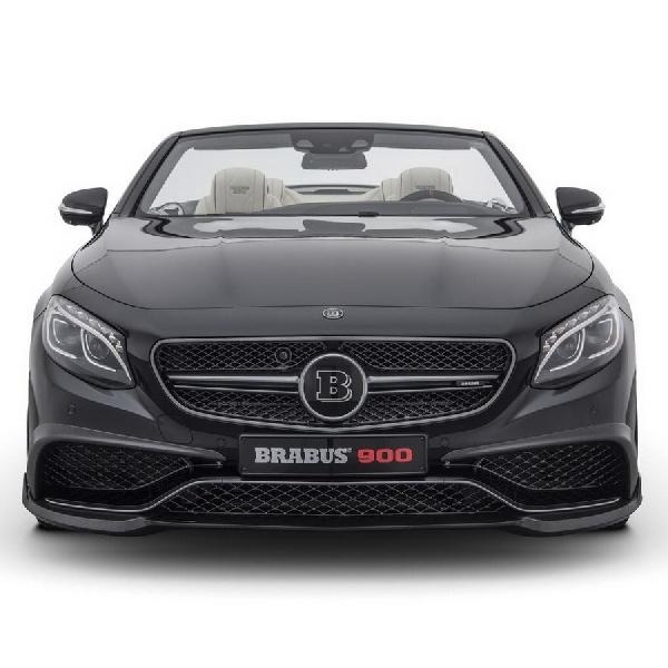Modifikasi Mercedes-AMG S65 Cabriolet: Rocket 900 Cabrio Bertenaga Buas