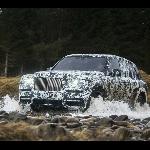 Cullinan, Crossover Pertama Rolls-Royce yang Meluncur Mei 2018