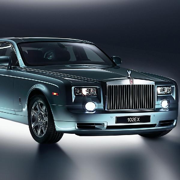Rolls Royce EV 'Silent Shadow' Tampilkan Motor BMW i7 dan Baterai Raksasa