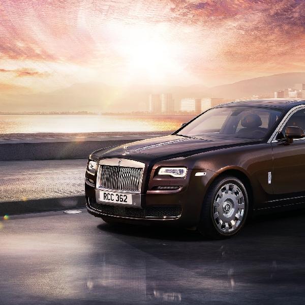 Rolls-Royce Ghost Harus Ditarik dari Peredaran