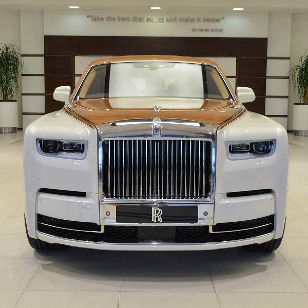 Kehadiran Rolls-Royce Phantom VIII Terbaru Terlacak Juga