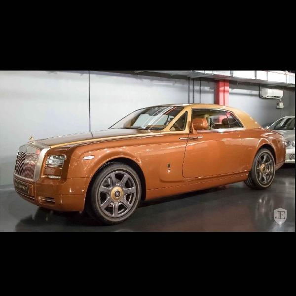 Rolls-Royce Ini Cuma Satu-Satunya di Dunia