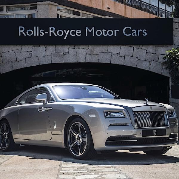 Rolls-Royce Wraith & Dawn edisi Porto Cervo