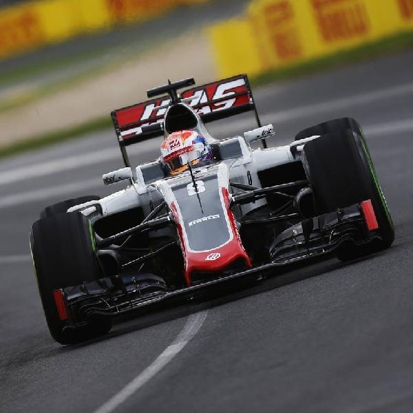 F1: Romain Grosjean Masih Terbelit Masalah Rem