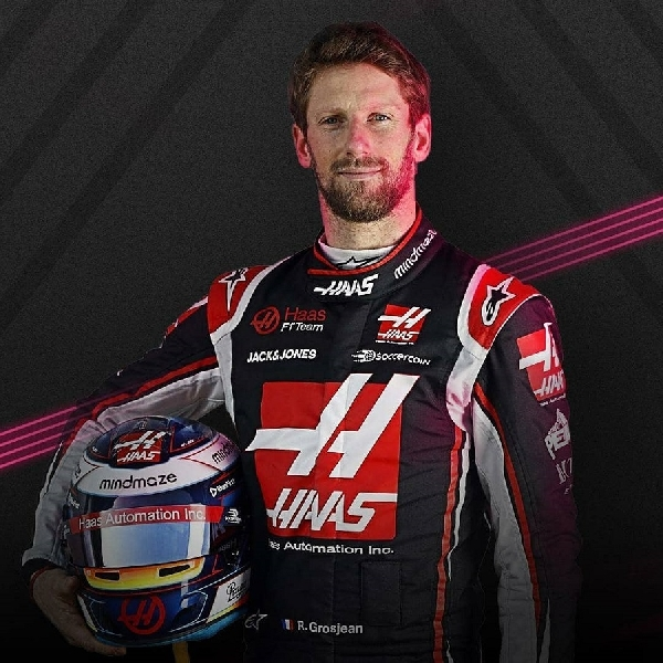 F1 : Apa Arti Kecelakaan Mengerikan Romain Grosjean Bagi Keselamatan F1 Masa Depan