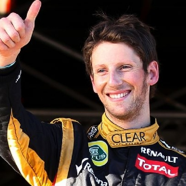 F1:  Musim 2017, Romain Grosjean Tetap Bertahan di tim Haas