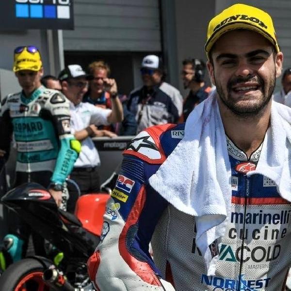 """Mulai Dari Nol"", Romano Fenati Bakal Kembali ke Moto3"