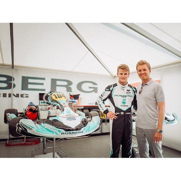 Tak Lagi Berlaga di Formula 1, Nico Rosberg Kini Bentuk Akademi Balap
