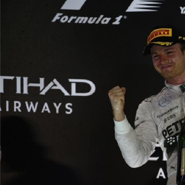 F1: Rosberg Tutup Musim dengan Manis di Abu Dhabi