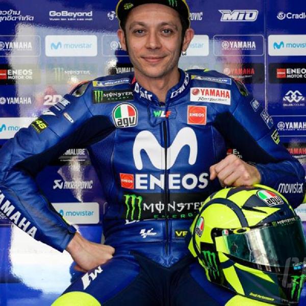 Circuit of The Americas Dinilai Berbahya Oleh Valentino Rossi