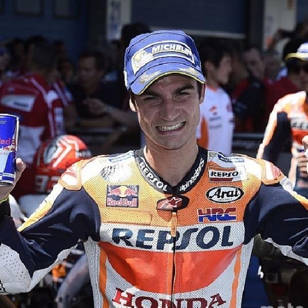 MotoGP: Rossi Anggap Pedrosa Sama Berbahaya Seperti Marquez dan Vinales