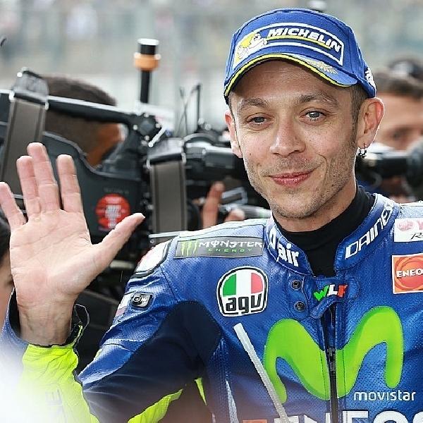 MotoGP: Rossi Dipastikan Berlaga di Mugello