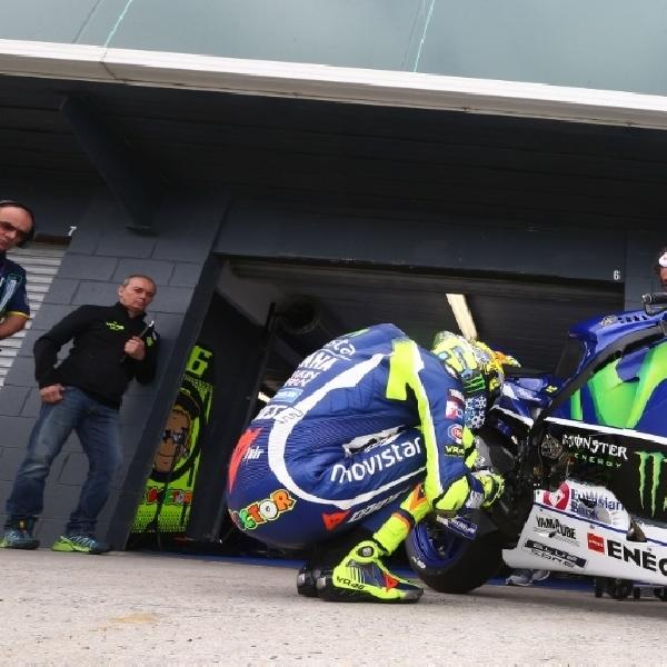 MotoGP: Rossi Ikuti Jejak Marquez?