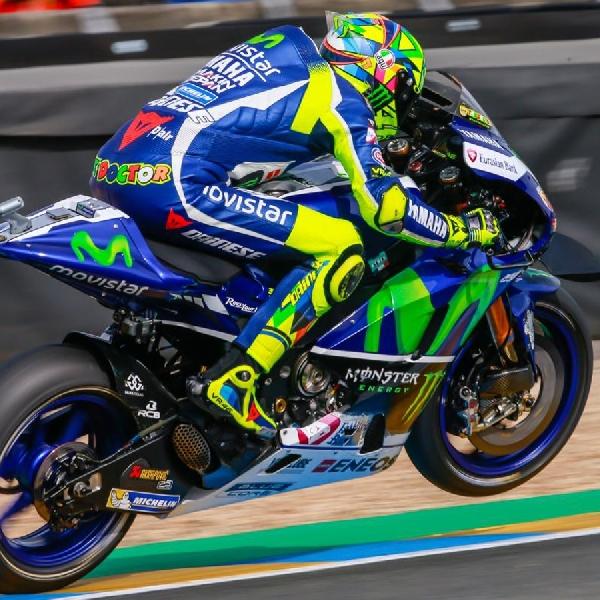 MotoGP: Rossi Lebih Senang Gunakan YZR-M1 2016