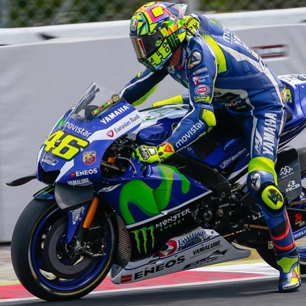 MotoGP: Rossi Menyukai Ban Baru Michelin