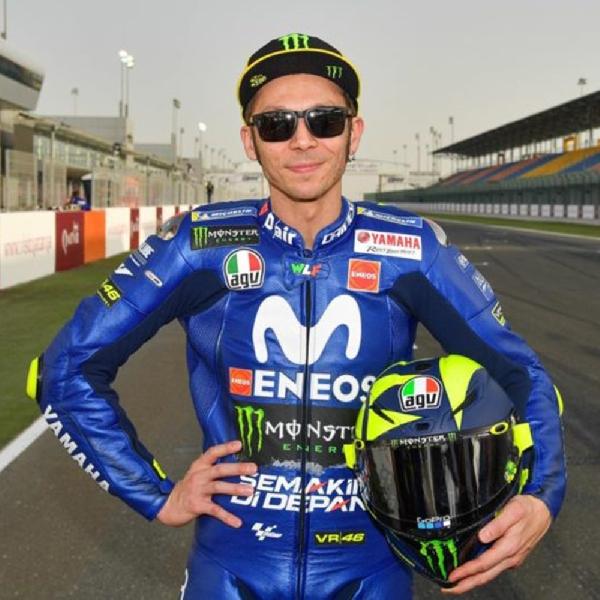 Valentino Rossi Inginkan Balapan yang Seru di Jerman