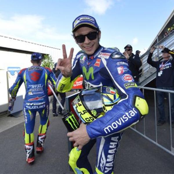 Valentino Rossi Berharap Mendapat Keberuntungan di Austria