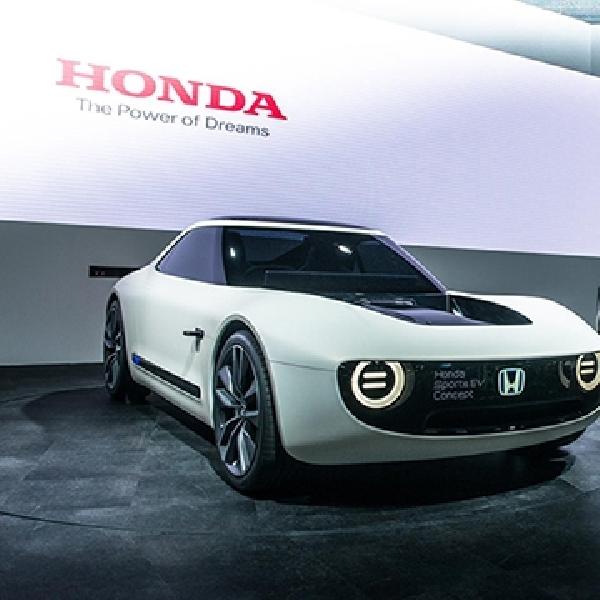 Honda Tegaskan Alasan Sports EV Dibuat