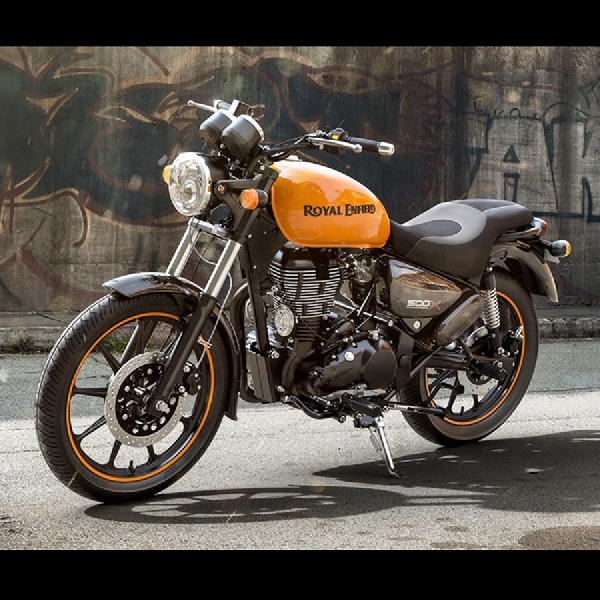 Royal Enfield Luncurkan New Thunderbird X