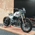 Royal Enfield Ungkap Turbocharger Pada Himalayan MJR Roach