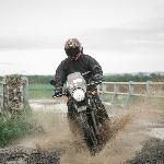 20 Rider Royal Enfield Taklukkan Pesisir Selatan 1400km