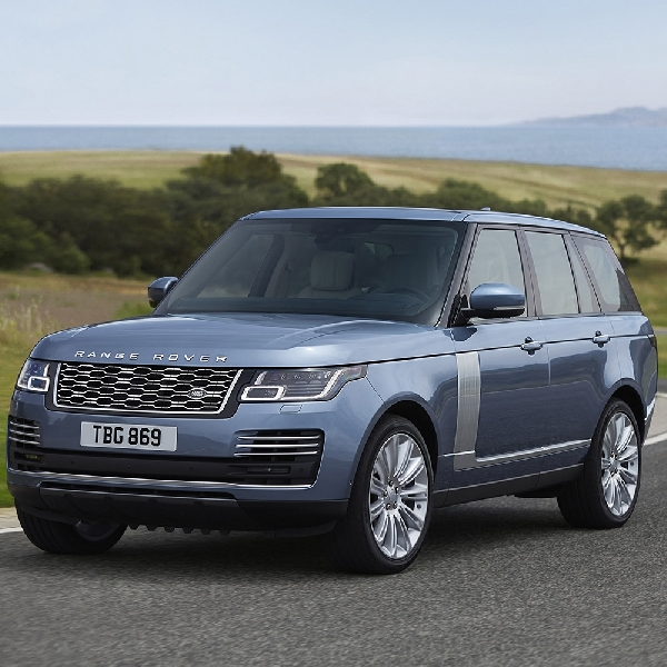 New Range Rover Lebih Dari Sekedar Facelift