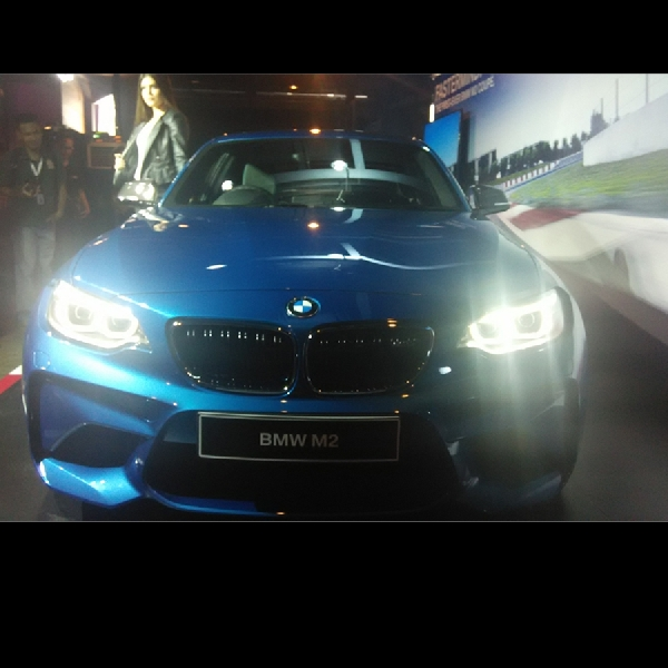 Stock Awal All New BMW M2 Coupe Sudah Ludes