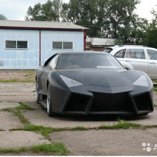 Begini Kalau Mitsubishi GTO Disulap Jadi Lamborghini Reventon