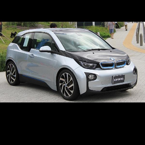 BMW i3 akan Hadir dengan Baterai Baru