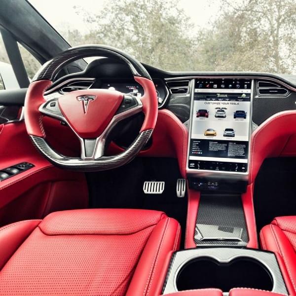 Biar Tak Bosan, Tesla Hadirkan Interior Terbaru di 2019