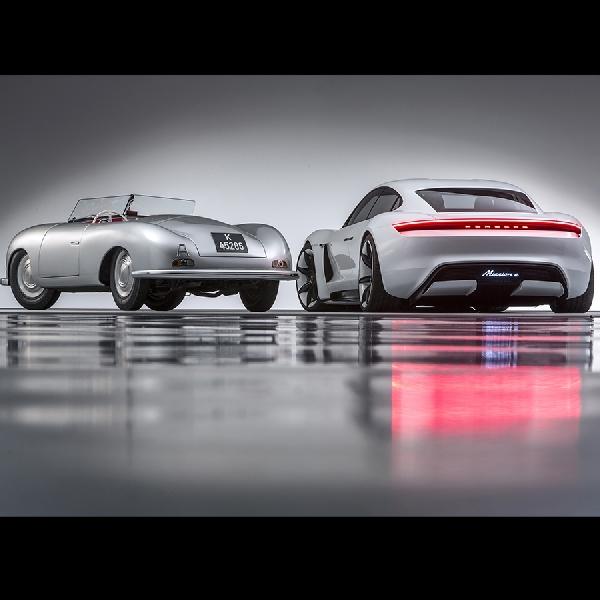 Mission E Jadi Tonggak Pancapaian 70 Tahun Porsche